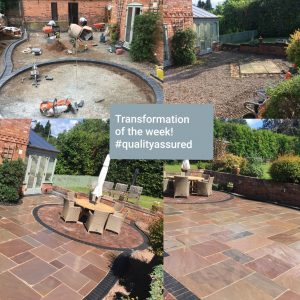 Bradstone Transformation of the week